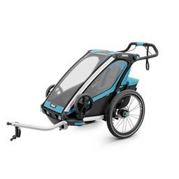 Thule DEMO SALE - Thule - Chariot Sport 1/Chariot Sport 1, Bleu/Blue