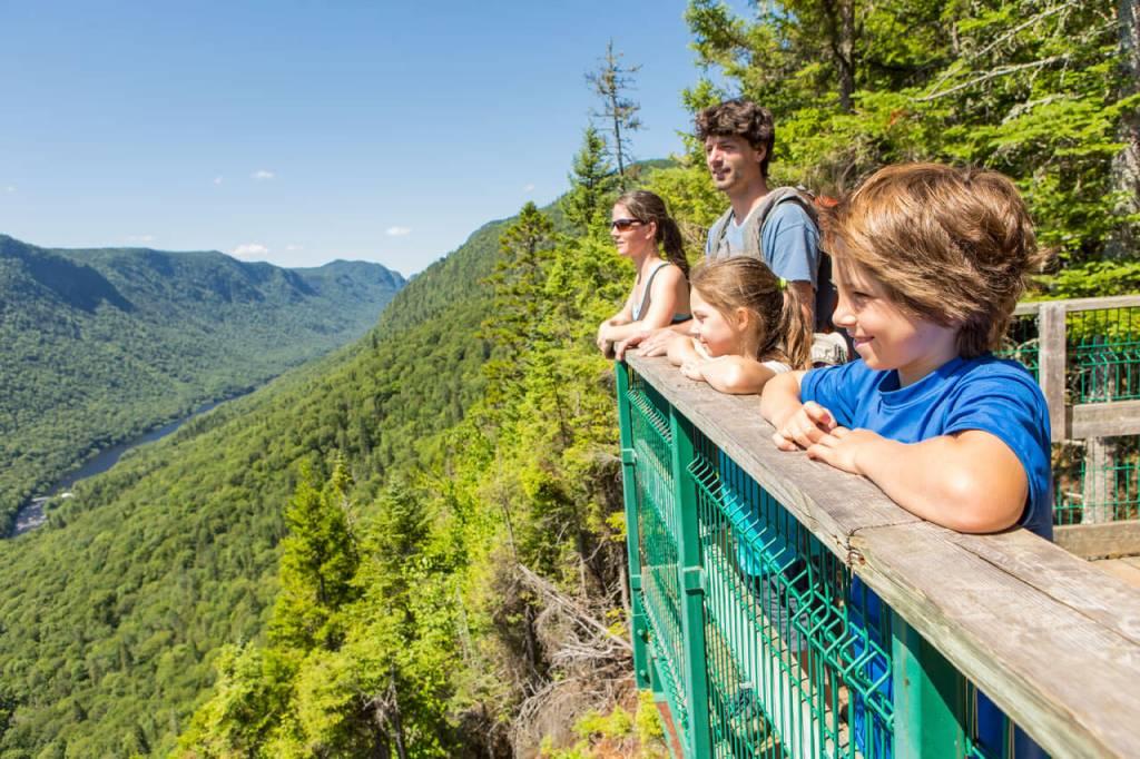 6 sites de plein air à visiter en famille