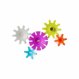 Boon Boon - Ensemble de Jeux de Construction pour le Bain Cogs, Mauve Multicolore