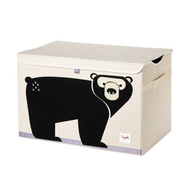 3 sprouts 3 Sprouts - Toy Chest, Black Bear
