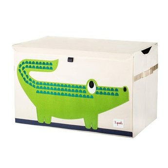 3 sprouts 3 Sprouts - Toy Chest, Green Crocodile