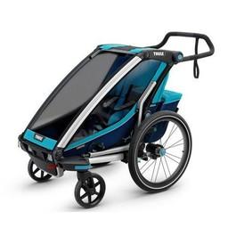 Thule DEMO SALE - Thule - Chariot Cross 1/Thule Cross 1 Chariot, Bleu/Blue