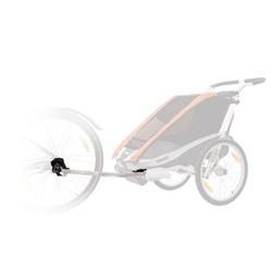 Thule VENTE DÉMO - Thule - Trousse de Remorque pour Vélo pour Poussette Cheetah et Cougar/Thule Bicycle Trailer Kit for Cheetah and Cougar Stroller