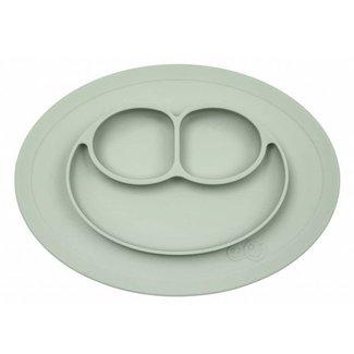 Ezpz Napperon et Assiette Tout-en-un Mini Mat d'Ezpz/Mini Mat All-in-one Placemat and Plate by Ezpz, Nordic Sage