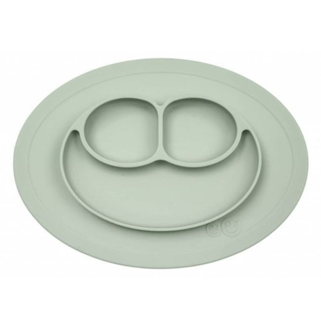 Ezpz EzPz - Mini Mat All-in-one Placemat and Plate, Nordic Sage