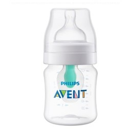 Philips Avent Philips AVENT - Biberon Anticoliques avec Ventilation AirFree/Anti-Colic Bottle with AirFree Vent , 4oz