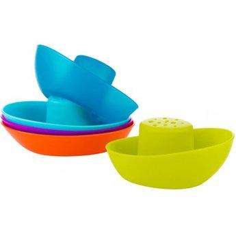 Boon Jouets pour le Bain Flotte de Bateaux de Boon/Boon Fleet Stacking Boats Bath Toys