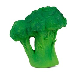 Oli & Carol Oli & Carol - Jouet de Dentition/Teether Toy, Brucy le Brocoli/Brucy the Broccoli