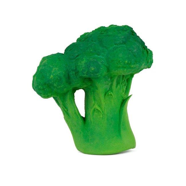 Oli & Carol Oli & Carol - Jouet de Dentition/Teether Toy, Brucy le Brocoli/Brucy the Broccoli