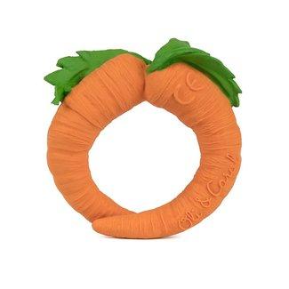 Oli & Carol Oli & Carol - Teether Toy, Cathy the Carrot
