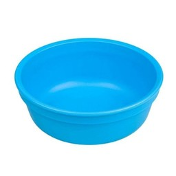 Re-Play Re-Play - Bol de Plastique/Plastic Bowl, 5'', Bleu Ciel/Sky Blue