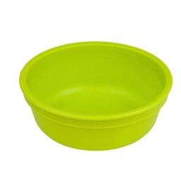 Re-Play Re-Play - Bol de Plastique/Plastic Bowl, 5'', Vert Lime/Lime Green