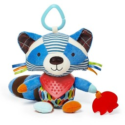 Skip Hop Skip Hop - Bandana Buddies Raccoon Toy