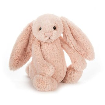 Jellycat Jellycat - Lapin Bashful Blush/Bashful Blush Bunny, Medium, 12 Pouces/Inches