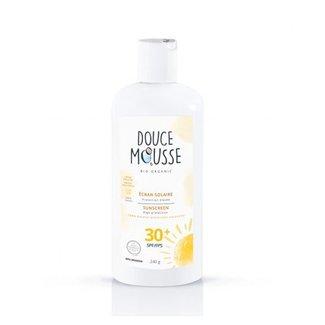 Douce mousse Douce Mousse - Écran Solaire FPS 30+, format 110g