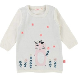 Billieblush BillieBlush - Robe Chat en Forêt/Cat in the Woods Dress