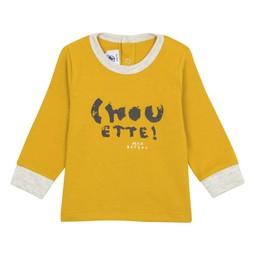 Petit Bateau Petit Bateau - Chandail Ted Chouette /Ted Chouette Sweater