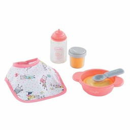 Corolle Corolle - Mon Premier Coffret Repas/My First Mealtime Set