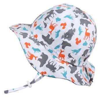 def0ee740d5 Twinklebelle Chapeau Soleil Ajustable de Twinklebelle Twinklebelle Grow  With Me Cotton Sun Hat