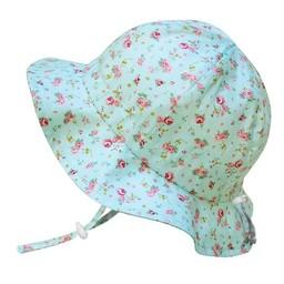 Twinklebelle Chapeau Soleil Ajustable en Coton de Twinklebelle/Twinklebelle Grow With Me Sun Hat