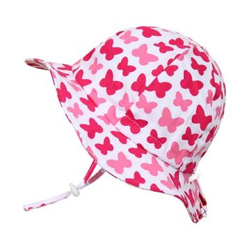 dae5f002590 Twinklebelle Chapeau soleil Ajustable en Coton de Twinklebelle Twinklebelle  Grow With Me Cotton Sun Hat