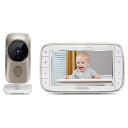 Motorola Motorola - Moniteur Vidéo 5'' WiFi pour bébé/Portable Wi-Fi Video Baby Camera