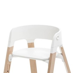 Stokke Stokke - Assise pour Chaise Haute, Blanc