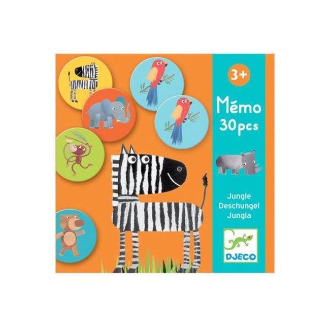 Djeco Djeco- Mémo Jungle/ Memo Jungle