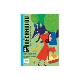 Djeco Djeco- Jeu de Stratégie Simple Méchanlou/Simple Strategy Game Méchanlou