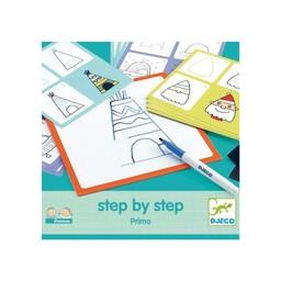 Djeco Djeco- Eduludo Step by Step Primo/Eduludo Step by Step Primo