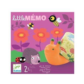 Djeco Djeco - Little Memo