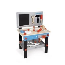 Janod Janod - Établi Magnétique/DIY Magnetic Workbench