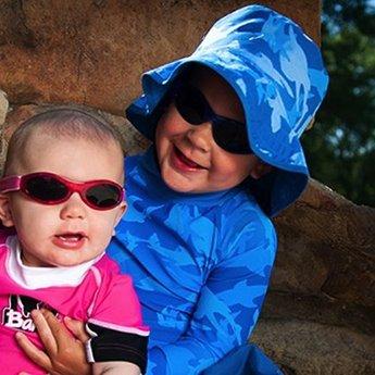 Baby Banz Baby Banz - Lunettes de Soleil Aventure/Adventure Sunglasses