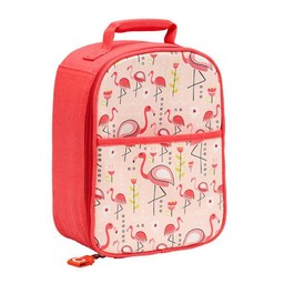 Sugarbooger Sugarbooger - Boîte à Lunch Zippee/Zippee Lunch Tote, Flamants/Flamingo