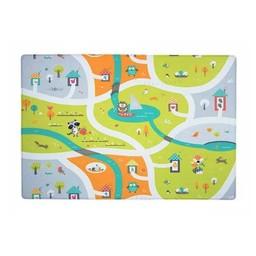 bblüv BBLüv - Mülti, Tapis de Jeux Routes/Roads Playmat