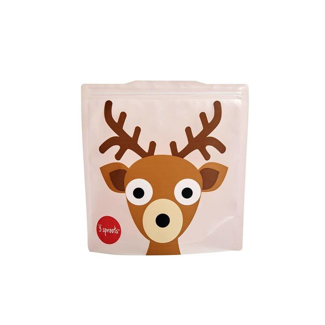3 sprouts 3 Sprouts - Sandwich Bags, Deer