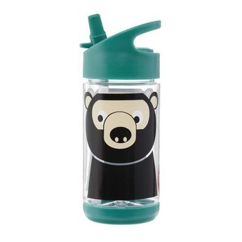 3 sprouts 3 Sprouts - Bouteille d'Eau/Water Bottle, Ours/Bear