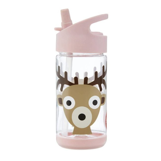 3 sprouts 3 Sprouts - Water Bottle, Deer