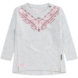 Tumble n Dry Tumble N'Dry - Chandail Travelien/ravelien Sweater, Blanc Cassé Mélange/Off White Melange