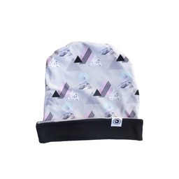 Headster Kids Headster Kids - Tuque Réversible Mountain/Mountain Reversible Hat