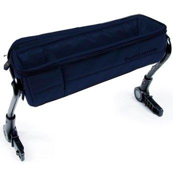 Bumbleride Bumbleride - Sac à Collation Ajustable pour Poussette Indie/Ajustable Snack Pack for Indie Stroller, Bleu Maritime/Maritime Blue