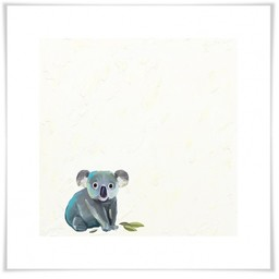 Oopsy Daisy Oopsy Daisy - Toile Bébé Koala 14x14/14x14 Baby Koala Canvas Wall Art