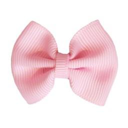 Baby Wisp Baby Wisp - Boucle a Peigne Grosgrain Classique/Mini Latch Classic Grosgrain Bow