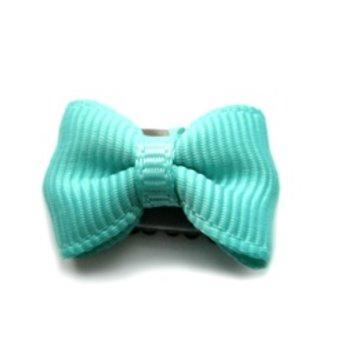 Baby Wisp Baby Wisp - Boucle a Peigne Grosgrain/Mini Latch Grosgrain Bow