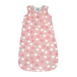 Perlimpinpin Perlimpinpin - Sac de Nuit en Peluche Pois/Plush Polka Dots Sleep Bag