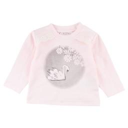 Fixoni Fixoni - Chandail Manches Longues Hush/Hush Long Sleeves T-Shirt, Rose Doux/Soft Rose