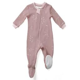 Zippy Jamz Zippy Jamz - Pyjama à Pattes/Footie, Galaxie Love Rose/Pink