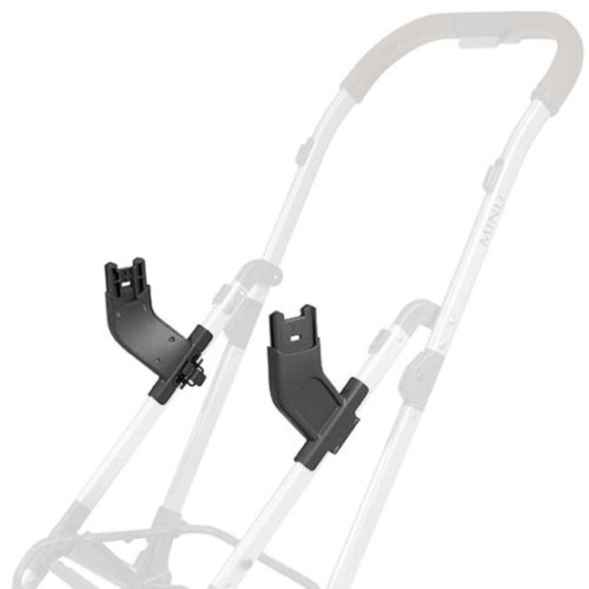 UPPAbaby UPPAbaby, MINU- Adaptateur MESA pour Poussette/MESA Car Seat Adapter for Stroller