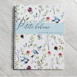 Moments ancrés Moments Ancrés - Livre de Naissance/Baby Album, Journal d'une Petite Bohème