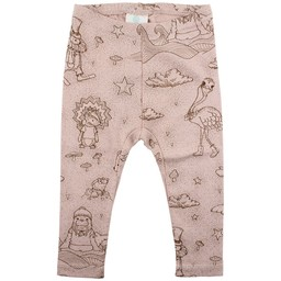 En Fant En Fant - Leggings Horizon/Horizon Legging, Rose Dust